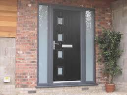 grey front doorupvc grey front door  kapandate