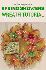 pin this spring wreath tutorial for later