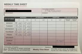 Timesheet Or Timesheet What Is A Timesheet Natural Hr