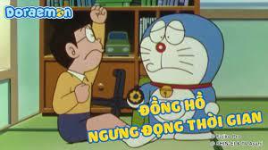 Doraemon - Tập 128: Đồng hồ ngưng đọng thời gian
