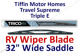 details about wiper blade tiffin motor homes travel supreme triple e rv motorhome 32 67321