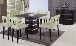 size dining room contemporary counter: contemporary counter height dining room sets