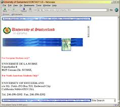 Information About Some Degree Granting Institutions Not Accredited