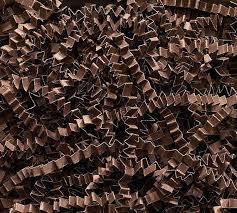 8oz dark chocolate brown gift basket