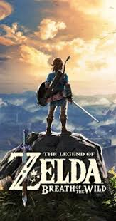 The Legend Of Zelda Breath Of The Wild Video Game 2017