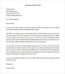 Firing Letter Firing Letter 402548585076 Employment Termination Letters Image