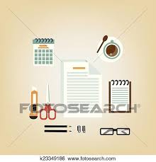 secretary desk clipart. Brilliant Desk Clip Art  Secretary Desk Fotosearch Search Clipart Illustration  Posters Drawings To Desk Clipart R