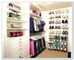 shoe rack storage closet gorgeous design ideas for organizer closetmaid bench