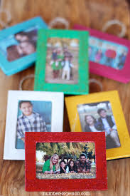50 Inexpensive DIY Gift IdeasChristmas Picture Frame Craft Ideas