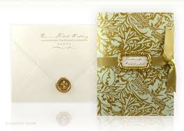 Baroque Wedding Invitations Luxury Wedding Invitations Rococo Baroque Italian Gold Invitation