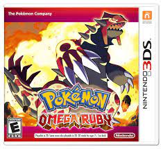 Amazon.com: Pokémon Omega Ruby - Nintendo 3DS : Nintendo of America: Video  Games