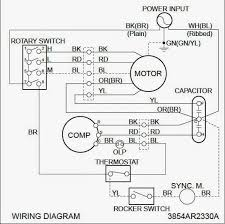 ac fan motor capacitor wiring diagram wiring diagram schematics electrical wiring diagrams for air conditioning systems part two