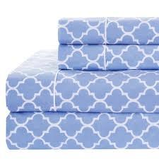 100 cotton percale sheets. Interesting Cotton 100CottonPercaleMeridianSheetsSetPeriwinkle To 100 Cotton Percale Sheets E