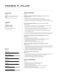Andrew Miller Landscape Architecture Resume By Andrew Miller