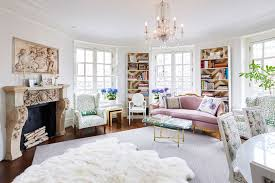 French Inspired Home Designs A Feminine French Inspired Home On The Upper West Side