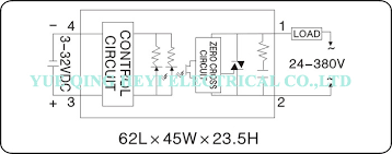 whole single phase solid state relay ssr 90a alibaba com wiring diagram single phase solid state relay ssr 90a