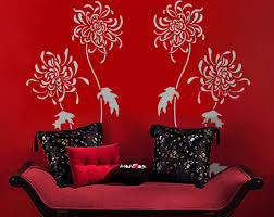 Small Picture Wall Art Decor Interior Decorative Painting Stencils For Wall Art