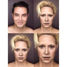 makeup artist paolo ballesteros game of thrones makeup transformations glamour uk