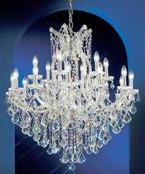 hampton bay 6 light chrome maria theresa chandelier with black
