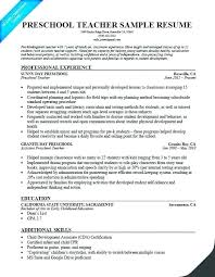 sample resume for a teacher elementary teacher resume sample download teachers school india