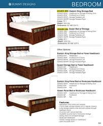 Sunny Designs Bedroom Furniture Sunny Designs Santa Fe Bedroom Furniture With Prices Als Eastern