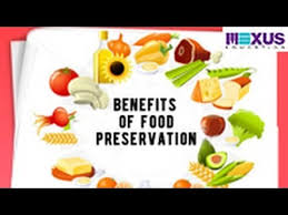 Food Preservation Chart Learn Science Need And Benefits Of Food Preservation