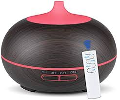 <b>KBAYBO</b> USB Humidifier with <b>Remote Control</b> Cool Mist Essential ...