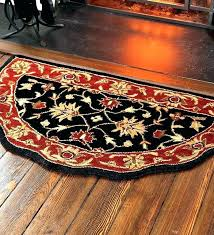 fire resistant hearth rug uk rugs for fireplace amazing fireproof outdoor flame firepl