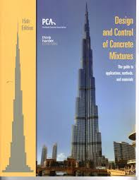 Design And Control Of Concrete Mixtures 15th Edition Pdf Download Structurepoint Publication