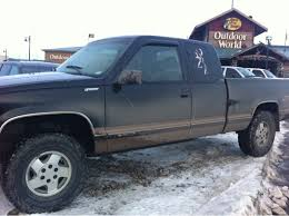 1995 Chevy silverado z71. First week with the new shoes ...
