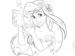 Cinderella Coloring Picture Good Princess Coloring Pages Kids