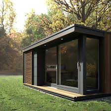 Outdoor Office Shed My Plans From A Small Home Or Self Contained Living Annex