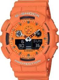 <b>Часы мужские CASIO GA</b>-<b>100RS</b>-<b>4AER</b>: полимер — купить в ...
