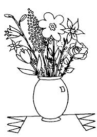 Brigham Woolridge Kleurplaat De Bloemen Van