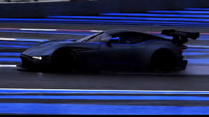 Aston Martin Vulcan Is The Right Kind Of Crazy Video