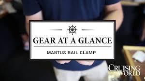 Mantus Rail Clamp