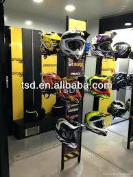 Motorcycle Helmet Display Stand Inspiration Helmet Display Image 32 Motorcycle Helmet Display Rack Helmet Display