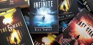 all three books in rick yancey s the 5th wave series will be out in paperback tomorrow and we think it s the absolute perfect time to binge the entire