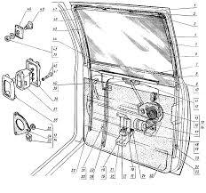 Car Door Latch Assembly Car Door Parts Best Cars Modified Dur A Flex