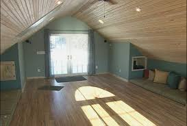Small Picture Your Own Home Yoga Room Finished attic Attic and Yoga