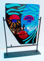 Art Glass Display Stands Metal Project Display Stands Sundance Art Glass 67