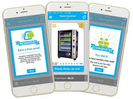 Free Mobile Vending Machine New PayRange Introduces Vending Industry's First MobileBased Rewards