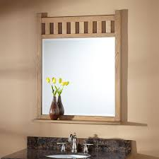 wood bathroom mirror digihome weathered: bathroom mirror designs pictures ideas modern and tile design with a brilliant inspiration to make your fantastic