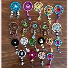 Purchase Dream Catchers Classy Mini Dream Catcher Pendants Dream Catcher Diy Jewelry Peace