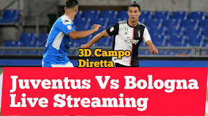 Juventus Vs Bologna LIVE Streaming Serie A 2021 Diretta - YouTube