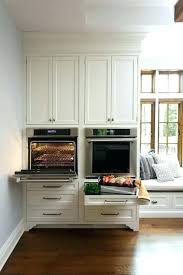 side swing wall oven double oven microwave cabinet double oven wall unit reviews double oven wall