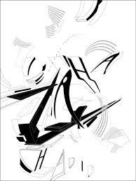 zaha hadid hand drawings google search