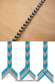 Braided Bracelet Patterns