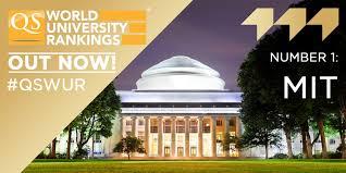QS ranks MIT the world's top university for 2015-16 | MIT News