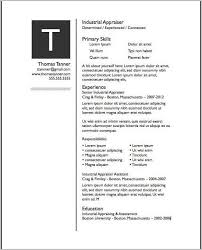 Free Resume Templates For Pages Inspiration Macbook Resume Template Free Best Resume Examples